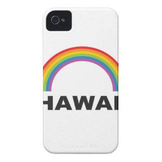 hawaii color arch Case-Mate iPhone 4 case