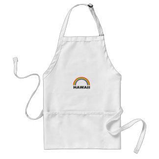 hawaii color arch standard apron
