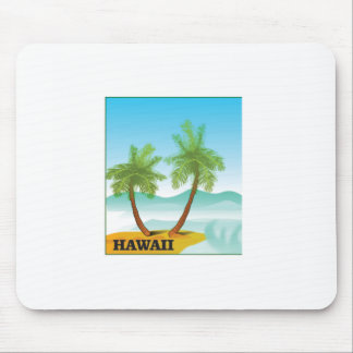 Hawaii cruise mouse pad