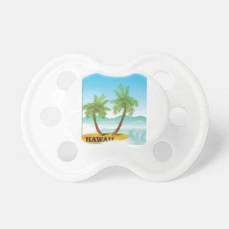 Hawaii cruise pacifier