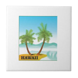 Hawaii cruise tile