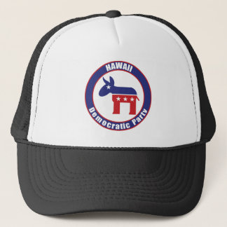 Hawaii Democratic Party Trucker Hat