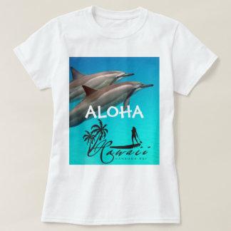 Hawaii Dolphins and Aloha 103 T-Shirt