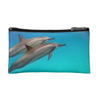 Hawaii Dolphins Makeup Bag