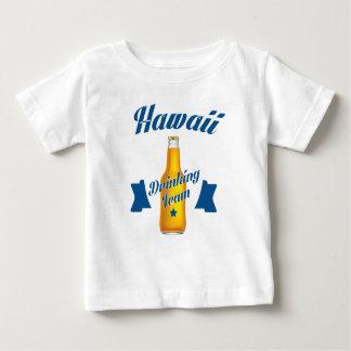 Hawaii Drinking team Baby T-Shirt