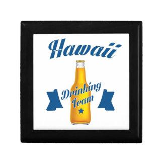 Hawaii Drinking team Gift Box
