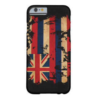 Hawaii Flag Barely There iPhone 6 Case