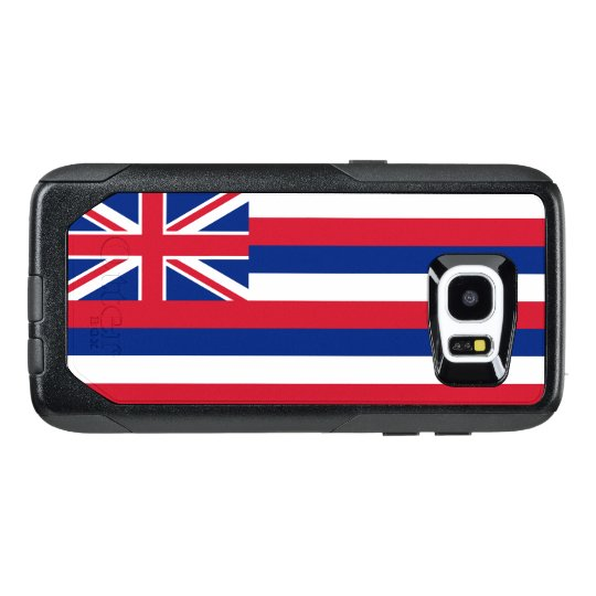 Hawaii Flag Otterbox Samsung Galaxy S7 Edge Case