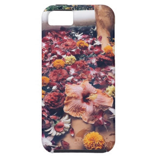 HAWAII FLORAL FLOWER BATH iPhone 5 COVER