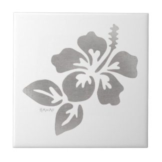 Hawaii Flower Tile