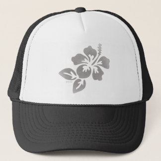 Hawaii Flower Trucker Hat