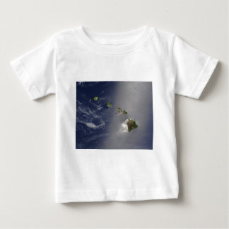 Hawaii from Space Baby T-Shirt