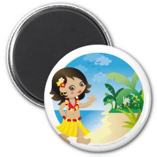 Hawaii girl magnet