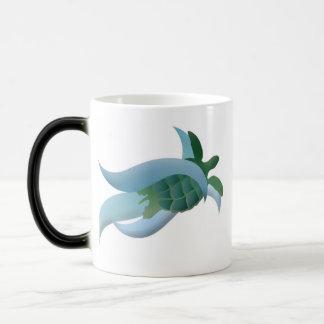 Hawaii Green Sea Turtle Magic Mug