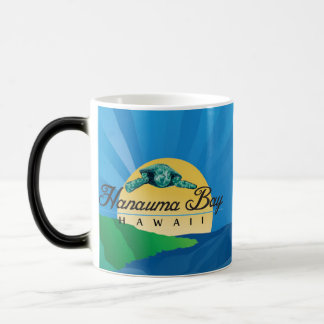 Hawaii Hanauma Bay Magic Mug