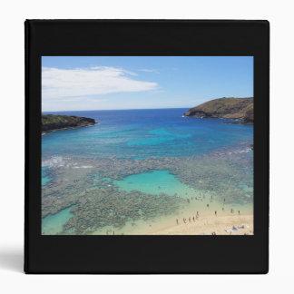 Hawaii Hanauma Bay Note Binder