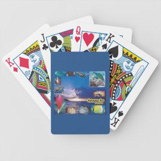 Hawaii Hanauma Bay Playing Cards