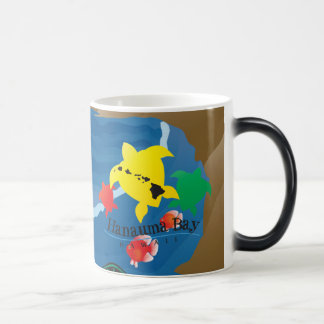 Hawaii Hanauma Bay reggae turtles Magic Mug