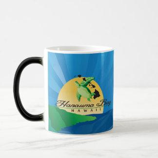 Hawaii Hanauma Bay Turtle Magic Mug