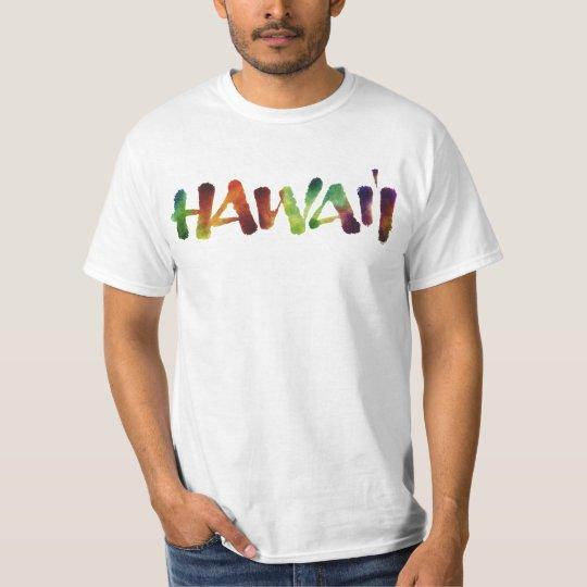Hawai'i - Hand Lettering Calligraphy - Hawaii T-Shirt