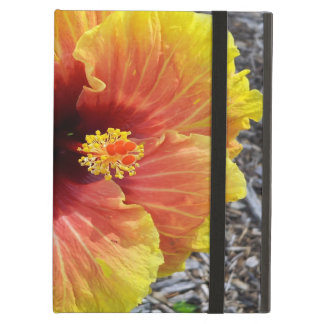 Hawaii Hibiscus Flowers Cover For iPad Air
