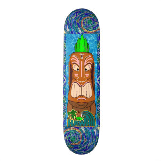 Hawaii High Tide Skate Deck