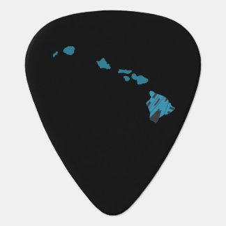 Hawaii Home State Guitar Pick