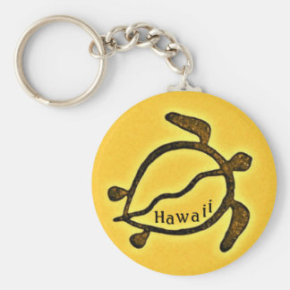 Hawaii Honu Sea Turtle Keychain