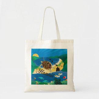Hawaii Honu (turtle) Tote Bag