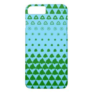Hawaii Island Metamorphosis Phone Case Turquoise