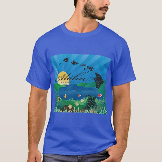 Hawaii Islands Aloha T-Shirt