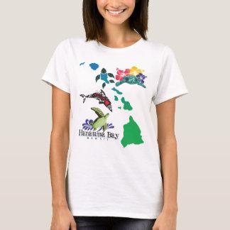 Hawaii Islands and Hanauma Bay T-Shirt