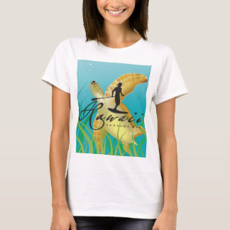 Hawaii Islands and surfing 191 T-Shirt