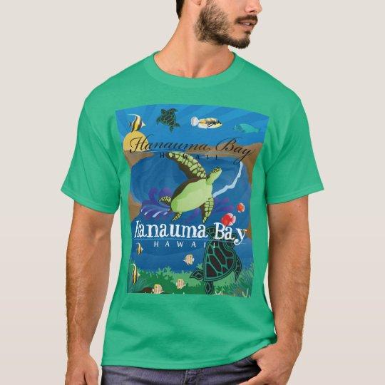 Hawaii Islands Hanauma Bay T-Shirt