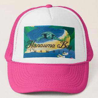 Hawaii Islands Hanauma Bay Trucker Hat