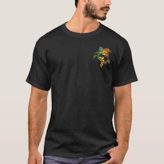Hawaii Islands Turtle T-Shirt