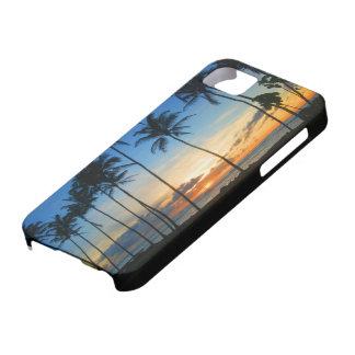 Hawaii Kauai iPhone 5 - Kapaa Sunrise iPhone 5 Cover