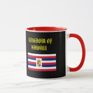 Hawaii Kingdomi Historical Mug