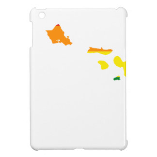 Hawaii LGBT Flag Map Cover For The iPad Mini