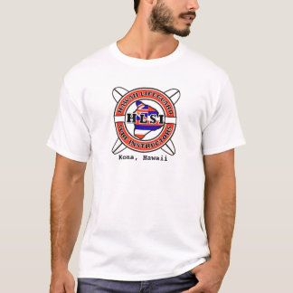 Hawaii Lifeguard Surf Instructors T-Shirt