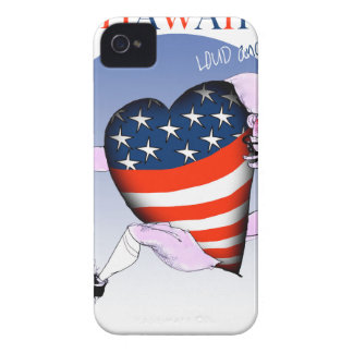 hawaii loud and proud, tony fernandes iPhone 4 cases