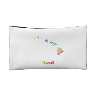 Hawaii Makeup Bag
