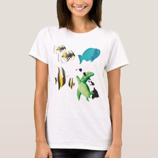 Hawaii Marine Life T-Shirt