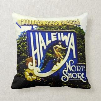 Hawaii North shore American MoJo Pillow