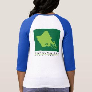 Hawaii Oahu Island Turtle T-Shirt
