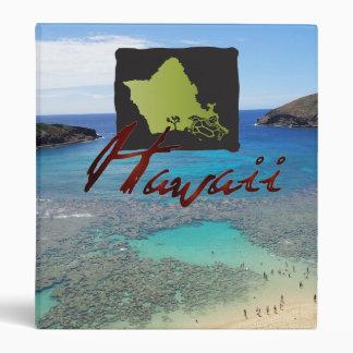 Hawaii Oahu Note Binder