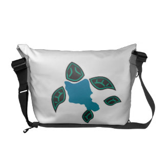 Hawaii Oahu Turtle Commuter Bag