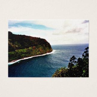 Hawaii Ocean View Business Card