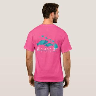 Hawaii Parrot Fish Islands T-Shirt