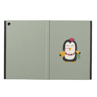 Hawaii Penguin iPad Air Cases